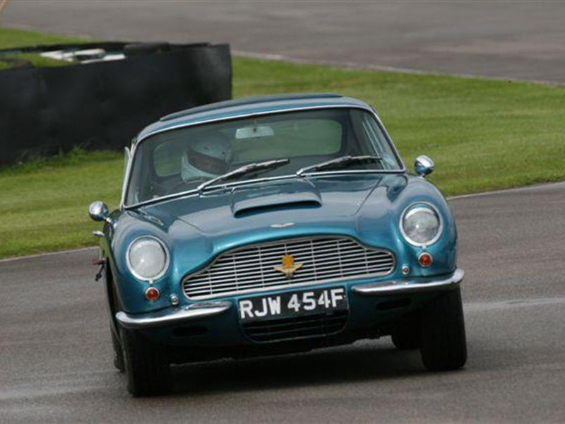 Aston AMOC Sprint Goodwood