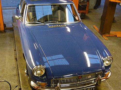 MGB GT Fast Road Car