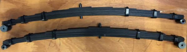 MGB 150 Ft/lbs inch full race rear leaf springs
